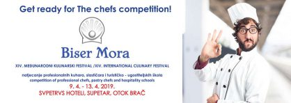 Biser Mora - INTERNATIONAL CULINARY FESTIVAL