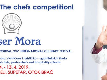Biser Mora – INTERNATIONAL CULINARY FESTIVAL