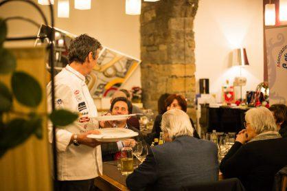 Cena sociale di Primavera per l'Associazione Cuochi Trieste