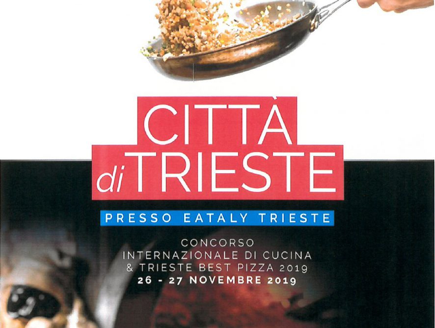 Terzo Concorso Internazionale Città di Trieste - 26 e 27 novembre 2019